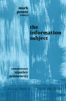 Information Subject, Paperback / softback Book