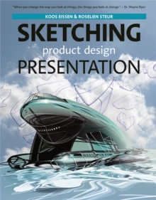 Sketching - Product Design Presentation, Hardback Book