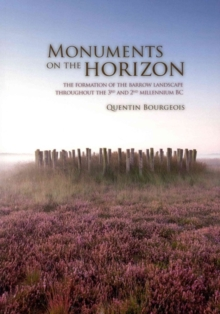 Monuments on the Horizon, Paperback / softback Book