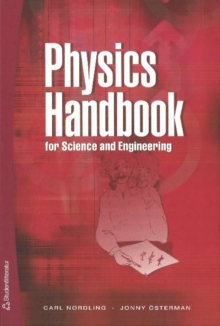 Physics Handbook for Science and Engineering, Hardback Book