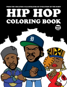 Hip Hop Coloring Book, Paperback / softback Book