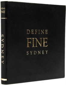Define Fine City Guide Sydney, Leather / fine binding Book