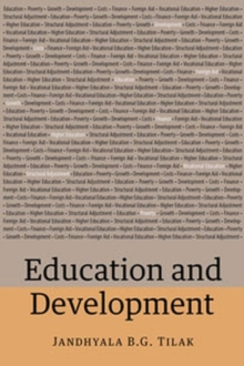 Education and Development, Hardback Book