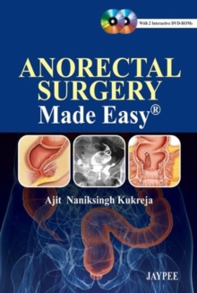 Anorectal Surgery Made Easy, Paperback / softback Book