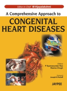 A Comprehensive Approach to Congenital Heart Diseases, Hardback Book