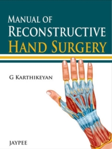 Manual of Reconstructive Hand Surgery, Paperback / softback Book