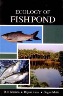 Ecology of Fish Pond, Hardback Book