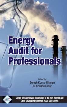 Energy Audit for Professionals/Nam S&T Centre, Hardback Book