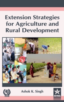 Extension Strategies for Agriculture and Rural Development, Hardback Book