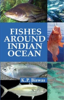 Fishes Around Indian Ocean, Hardback Book
