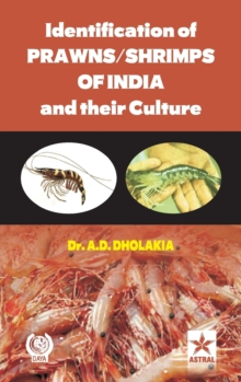 Identification of Prawns/Shrimps and Their Culture, Hardback Book