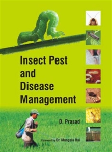 Insect Pest and Disease Management, Hardback Book