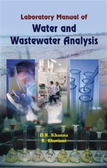 Laboratory Manual of Water and Wastewater Analysis, Hardback Book