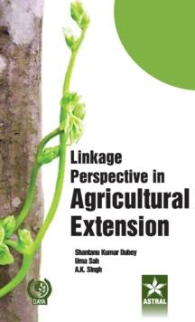 Linkage Perspective in Agricultural Extension, Hardback Book