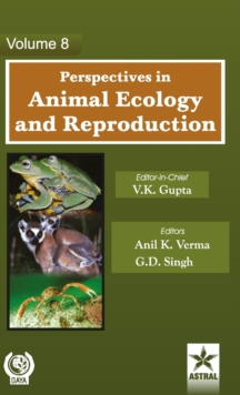 Perspectives in Animal Ecology and Reproduction Vol. 8, Hardback Book