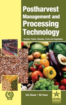 Postharvest Management and Processing Technology, Hardback Book