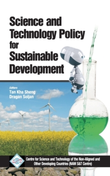 Science and Technology Policy for Sustainable Development/Nam S&T Centre, Hardback Book