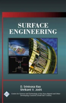 Surface Engineering/Nam S&T Centre, Hardback Book