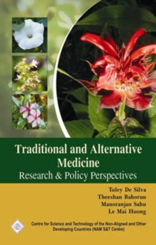 Traditional and Alternative Medicine: Research and Policy Perspectives/Nam S&T Centre, Hardback Book