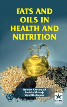 Fats and Oils in Health and Nutrition, Hardback Book