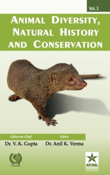 Animal Diversity, Natural History and Conservation Vol. 3, Hardback Book