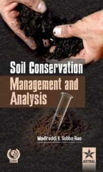 Soil Conservation Management and Analysis, Hardback Book