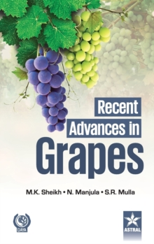 Recent Advances in Grapes, Hardback Book