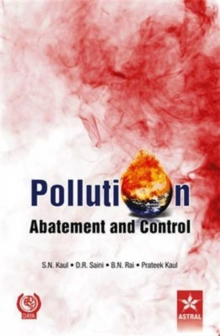 Pollution Abatement and Control, Hardback Book