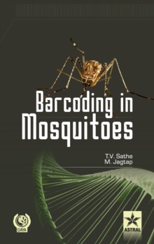 Barcoding in Mosquitoes, Hardback Book