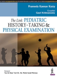 The Link: Pediatric History Taking and Physical Diagnosis, Paperback / softback Book