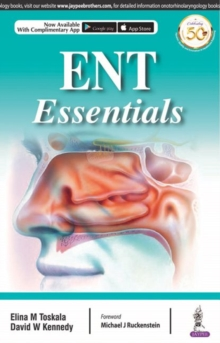 ENT Essentials, Hardback Book