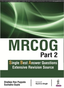 MRCOG Part 2 : Single Best Answer Questions, Paperback / softback Book