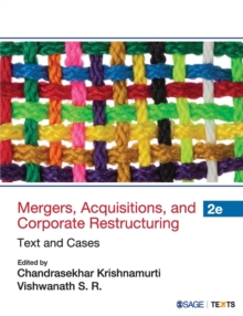 Mergers, Acquisitions and Corporate Restructuring : Text and Cases, Paperback / softback Book
