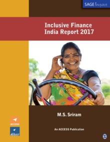 Inclusive Finance India Report 2017, Paperback / softback Book