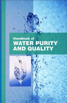 Handbook of Water Purity & Quality, Hardback Book
