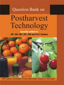 QUESTION BANK IN POSTHARVEST TECHNOLOGY,  Book
