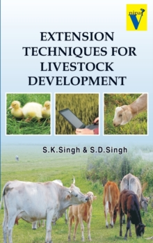 Extension Techniques for Livestock Development, Hardback Book
