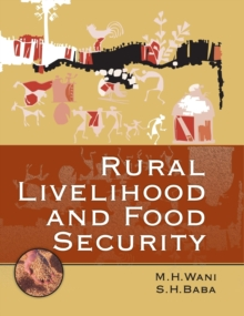 Rural Livelihood and Food Security, Hardback Book