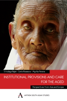 Institutional Provisions and Care for the Aged, Paperback Book