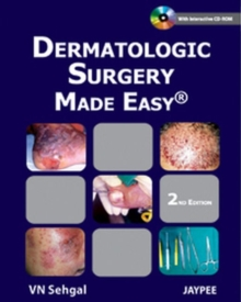 Dermatologic Surgery Made Easy, Mixed media product Book