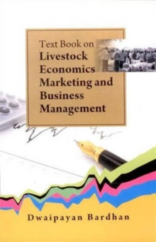 Text Book on Livestock Economics Marketing and Business Management, Paperback Book