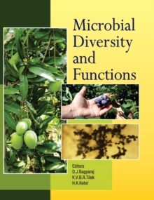 Microbial Diversity and Functions, Hardback Book