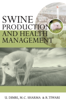 Swine Production and Health Management, Hardback Book