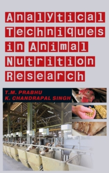 ANALYTICAL TECHNIQUES IN ANIMAL NUTRITIO,  Book