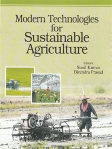 MODERN TECHNOLOGIES FOR SUSTAINABLE AGRI,  Book