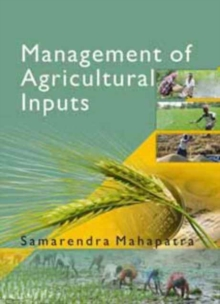MANAGEMENT OF AGRICULTURAL INPUTS,  Book