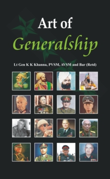 Art of Generalship, Hardback Book