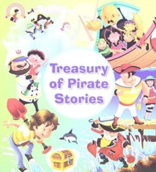 Treasury of Pirates Stories, Hardback Book
