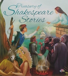 Treasury of Shakespeare Stories, Hardback Book