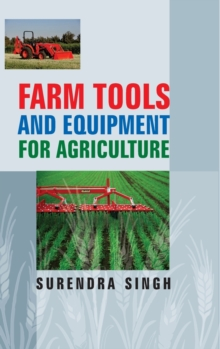Farm Tools and Equipment or Agriculture, Hardback Book